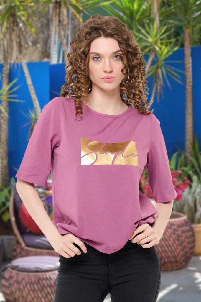 футболка женская