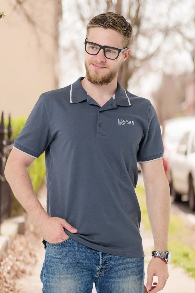 футболка поло