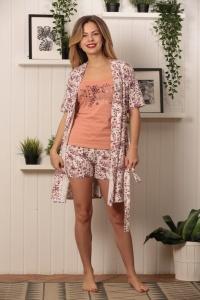 комплект халат+пижама